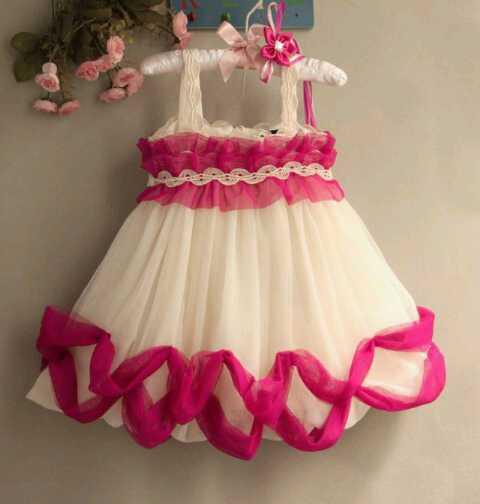 gaun anak anak (model 11) Hub. 085-8686-20999