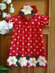 butik gaun pesta anak (model 23) Hub. 085-8686-20999