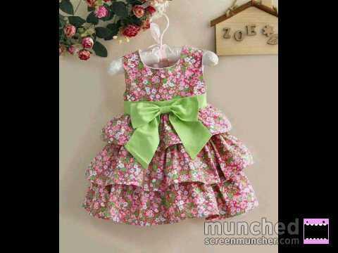 gaun pesta anak 1 tahun (model 6) Hub. Nila 085-8686-20999